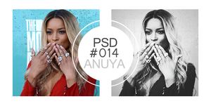 PSD#014 by Anuya