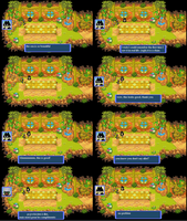 Mystery Dungeon peace dawn: 30 by Darkmaster09