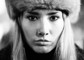 Russian Girl by DariaFalcon