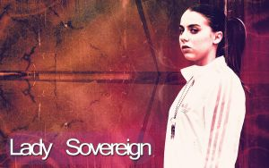 Lady Sovereign Wallpaper by me969