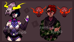 Floating Skull Adopts II [CLOSED] by Anorha-Nono