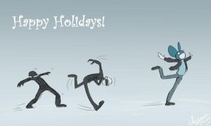 Holidays2013 by Maiden-Chynna