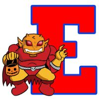 E is for Etrigan by norrit07