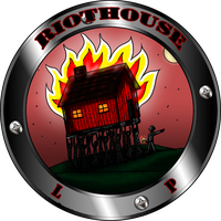 Riothouse LP Logo by jornas