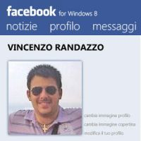 preview of FB Client for Win8 by metrovinz