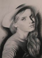 Emma Watson by RCoulmate