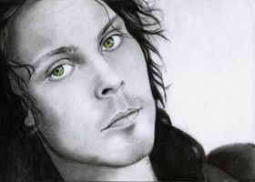 Ville Valo by VikkyIo