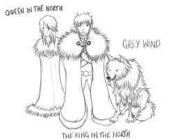 The Royalty In The North by Sallar47