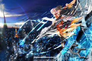 Guilty Crown Wallpaper by lazyaznkid
