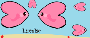 Luvdisc by bribritherockstar