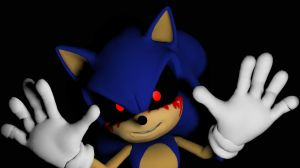 Dimension of Doom - sonic.exe by Rachidna