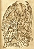 The Call Of Cthulhu by HerberoGreen