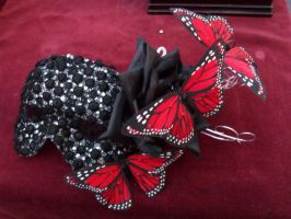 MADAME BUTTERFLY by nycscorpio