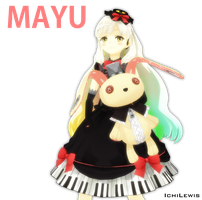 [MMD] V-Photo Series 19 | MAYU by IchiLewis