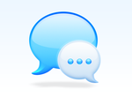 Messages app icon by JackieTran