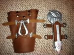 Connor's Bracer by TheCreedBeliever