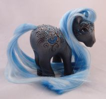 My little pony custom Utpalini by AmbarJulieta