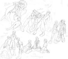Other Worlders Sketch Part Dos by ZiaRenete13x