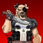 Dog Punisher by Aldagon