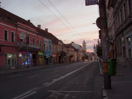 Cluj Napoca. by syncopated-ART