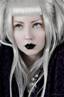 White Widow by Eblis-Images