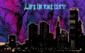 Life in the city by RockQ