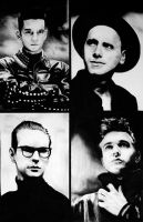 Depeche Mode 101 by kornrad