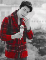 Ceci Donghae Color Splash by TrinityAng3l