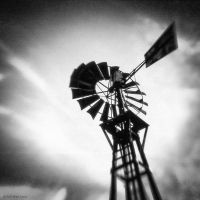 Windmill by reydoo