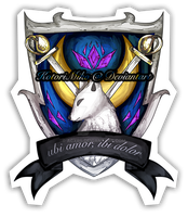 Seraphim Family Crest by KotoriMiko