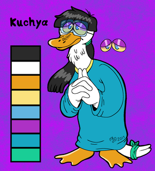 Kuchya ref by Angry-Baby