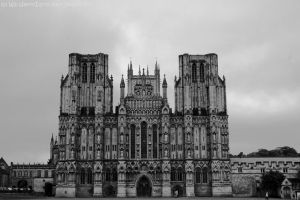 St. Andrew's Cathedral, Wells by EarthHart