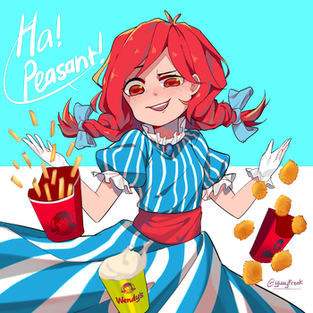 Wendys by yuufreak
