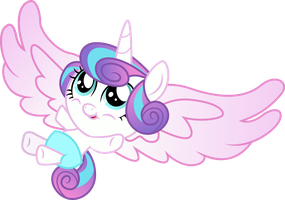 Princess Flurry Heart by illumnious
