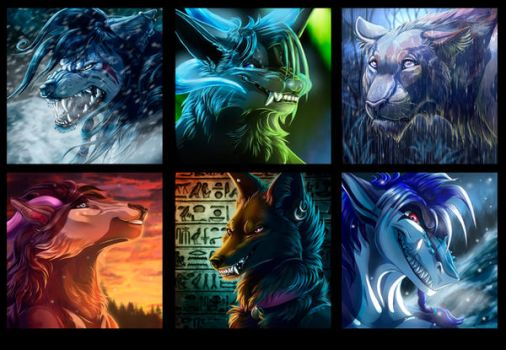 icon batch 2 by WolfRoad