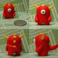 Cobem the Timid Monster by TimidMonsters