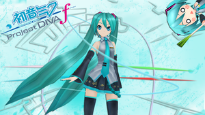 Project Diva F by XDONOTENTERX