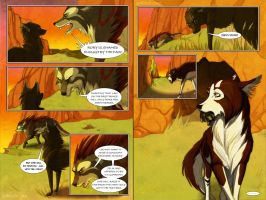 Giderah Issue 1 page 11 and 12 by Plaguedog