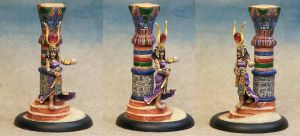Egyptian Priestess by AnneCooper