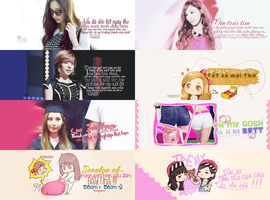 16.Soshi Quote Covers by bimttna