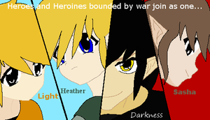 Heroes and Heroines by Ask-Yellow-Linkette