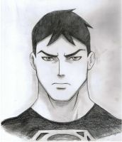 Young Justice-Superboy by Jeageractive