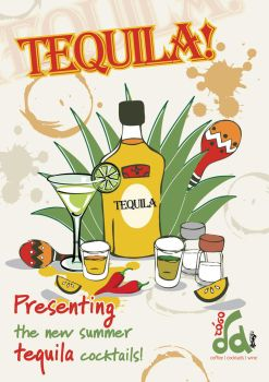 Tequila party poster by dmavromatis
