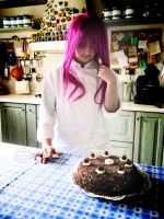 The Cake is a Lie by rieta