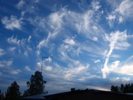 July 2012 Sky 13 by K1ku-Stock
