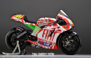 ducati gp rossi edition by SAMUXX
