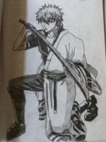Gintoki by oot-Lin