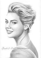 Kate Upton 1 by Hong-Yu