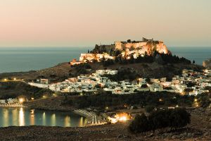 Lindos by PeteLatham