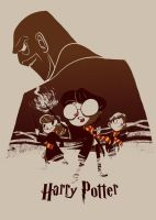 Harry Potter by NabundaNada